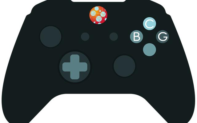 bcg adventures  game controller