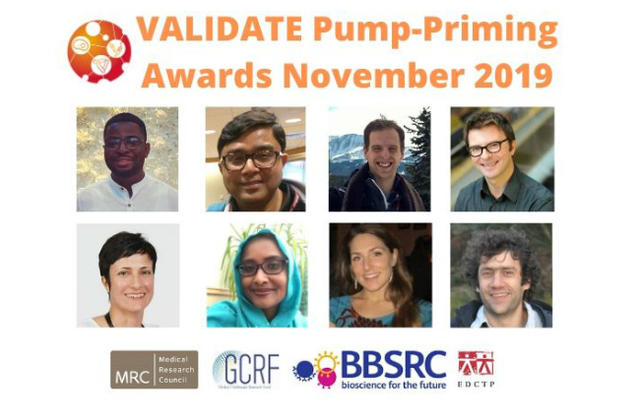VALIDATE Pump-Priming Awards November 2019