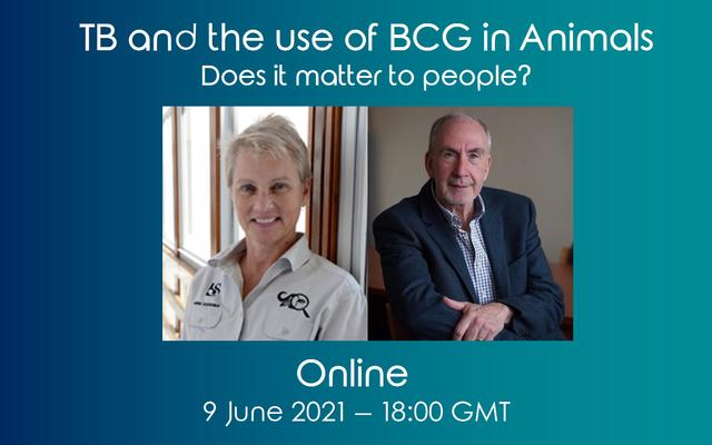 TB and BCG for Animals