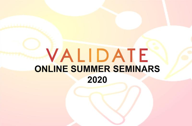 Validate Summer Seminars 2020