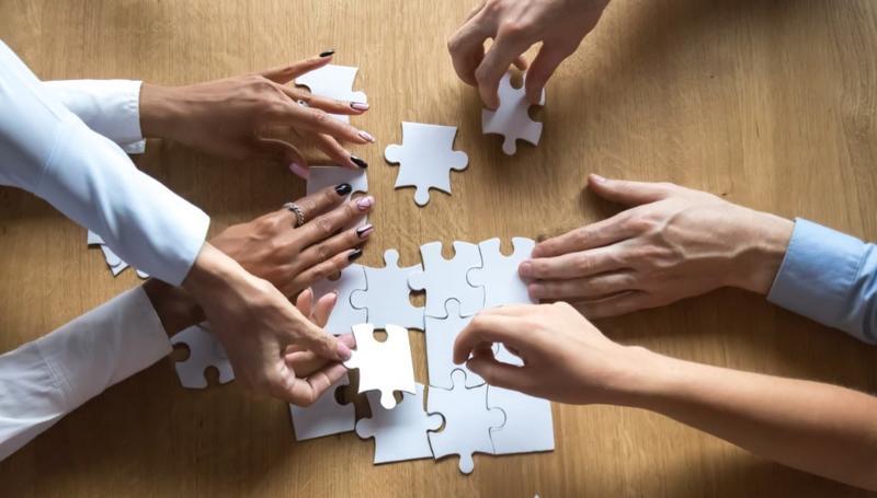 Collaboration Puzzle