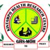 Kintampo Health Research Centre logo