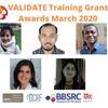 validate pump priming awards march 2020