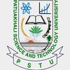 Patuakhali Science and Technology University logo