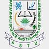 Patuakhali Science and Technology University logo